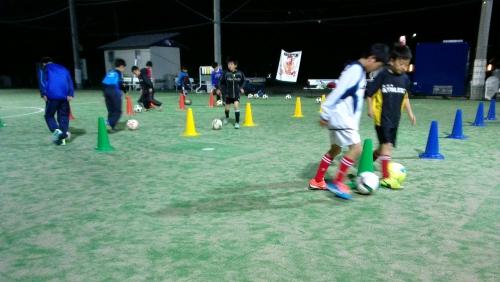 水戸市サッカースクール酒門校