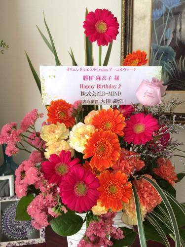 素敵なお花達に囲まれて*。(*´Д`)。*°【号外】