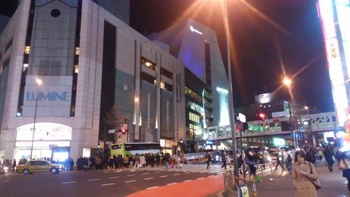 渋谷区代々木周辺に宅配