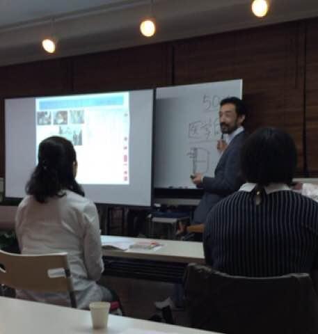 日本ダイエット健康協会セミナー ダイエット即効体験