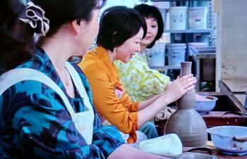 ようこそ、我が家へ。第2話観ました。けんぼう窯の教室が、、