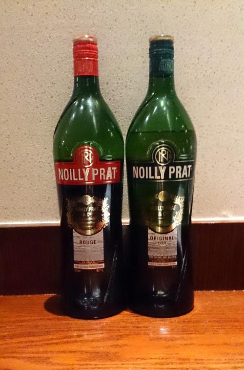 食前酒に☆フランスのヴェルモット『ノイリー・プラット』