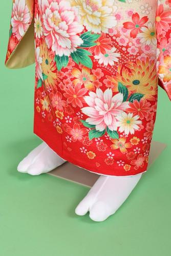 七五三♪♪♪かわいい刺繍入りソックス足袋