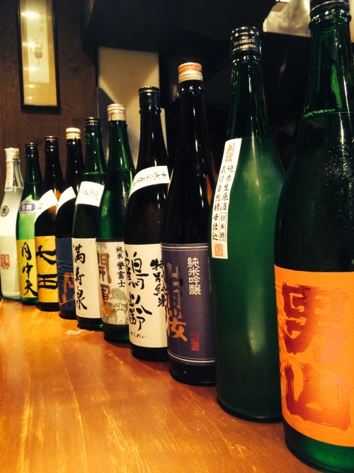 今週入荷の日本酒!(刈穂・出羽桜・鶴齢・七田・月山)