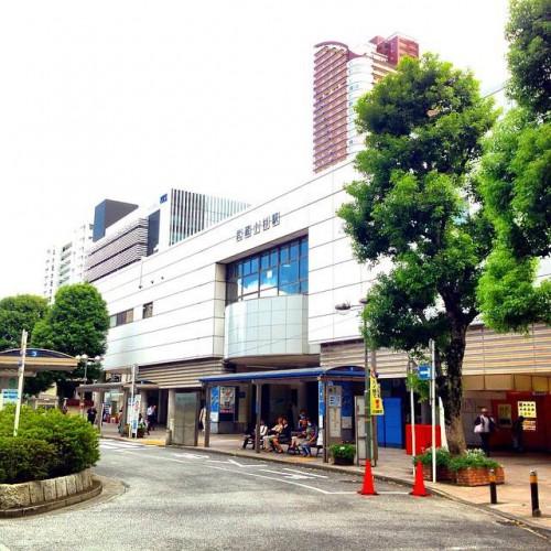 武蔵小杉 Now here