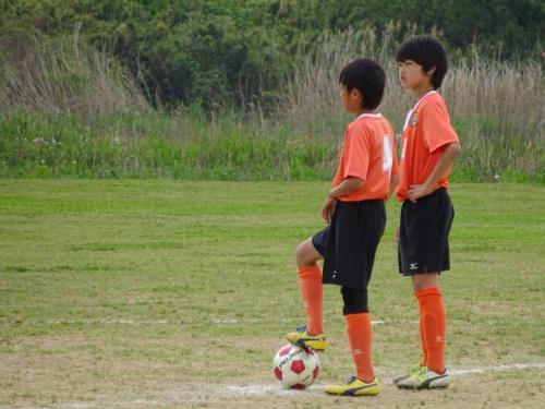 6年生トレーニングマッチ(練習試合)
