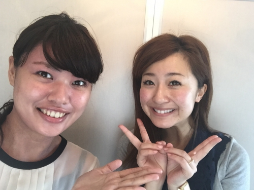 お久しぶり、水野佐彩さん!