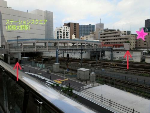 相模大野駅は自転車も便利!