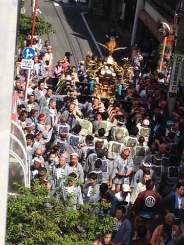 三社祭!2015