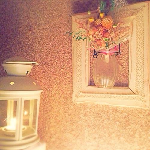 アロマリンパドレナージュ  癒しのBGMとキャンドルの灯り