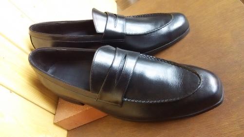 紳士靴 ローファー