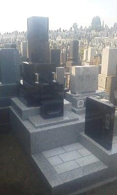 久保山Y様墓地