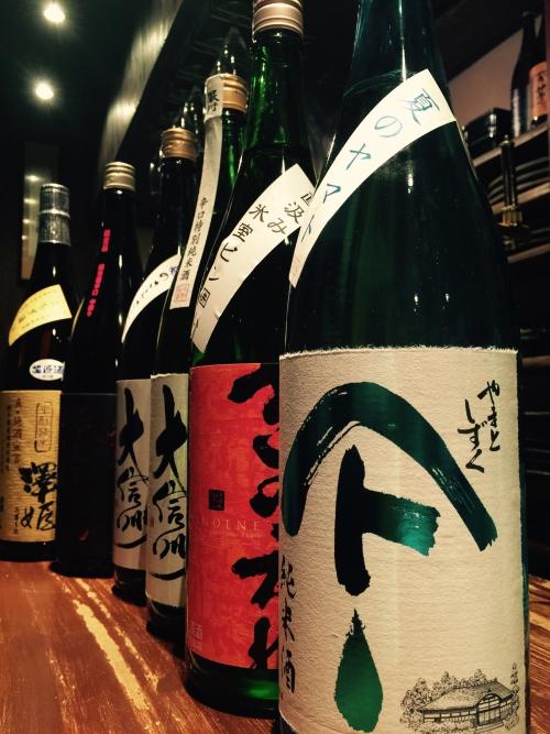 今週入荷の日本酒!(大信州・澤姫・若浪・不老泉)