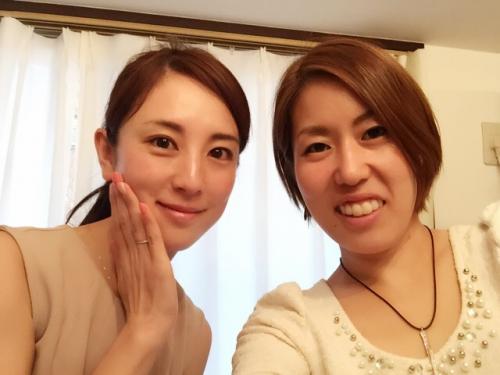 読者モデル 大谷朋子さんご来店!