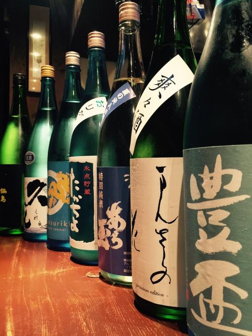 今週入荷の日本酒です!(豊盃・たかちよ・龍力・久礼・鍋島)