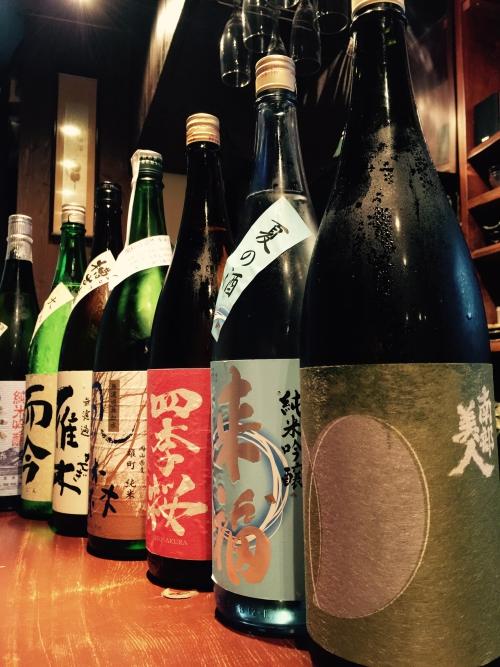 今週入荷の日本酒!(南部美人・来福・風の森・雁木・而今)