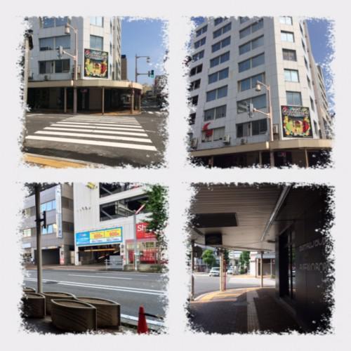 新潟 古町 刺青 床屋