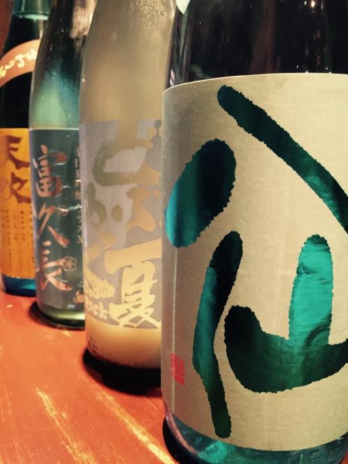 今週入荷の日本酒!(陸奥八仙・どぶろっく・富久長・天吹)