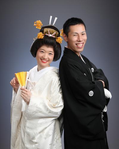 浅草神社で結婚式