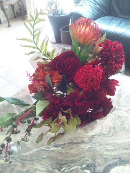 フラメンコ・情熱花束