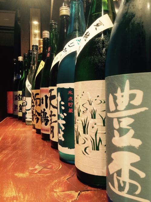 今週の日本酒!(豊盃・春霞・たかちよ・紀土・而今・鍋島)