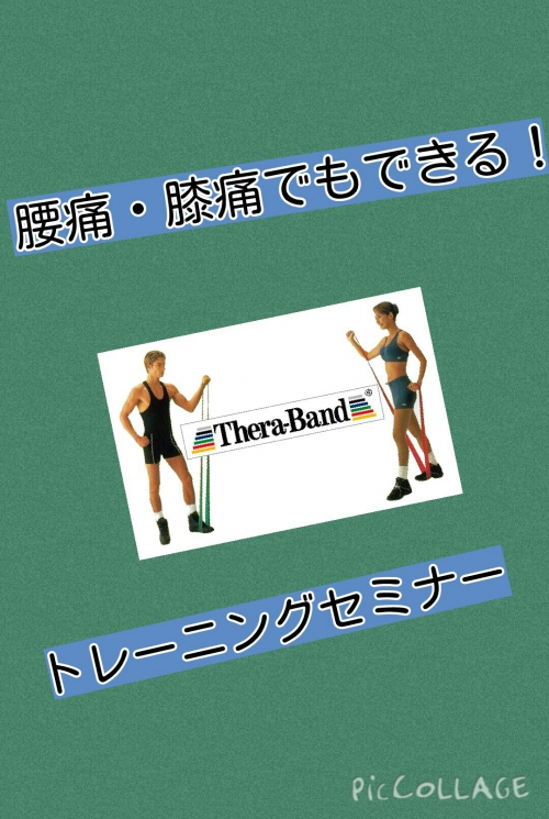 腰痛・膝痛でもできるトレーニング