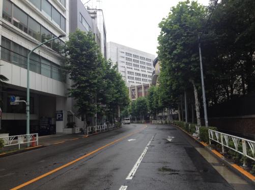 渋谷区渋谷2丁目周辺に宅配