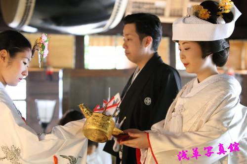 浅草神社・牛嶋神社・湯島天神 挙式予定の方 お急ぎを!
