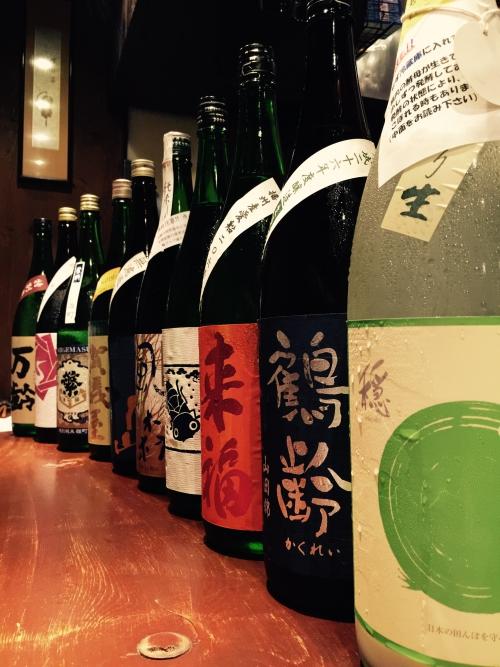 今週入荷の日本酒!