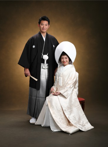 Japanese Wedding Photos