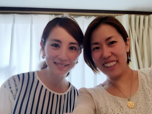 読者モデル大谷朋子さんご来店!!