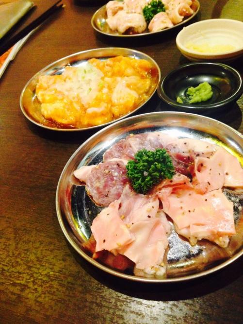 渋谷でホルモン焼肉!楽しい食事を大切な方と!