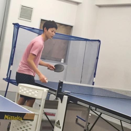 """TEAM""""Lili""""は荒川オープン卓球大会に参加中!"""