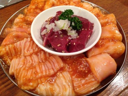 スタミナ満点!渋谷・神泉で焼肉、ホルモン!
