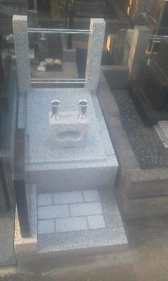 久保山K様墓地