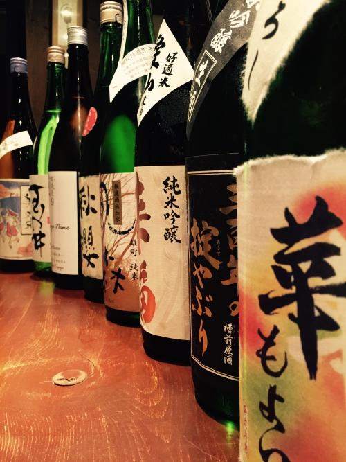今週入荷しました日本酒!(あざくら・羽根屋・風の森・賀儀屋)