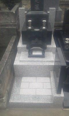 久保山A様墓地