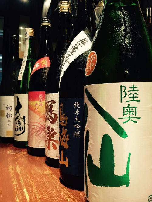 今週入荷の日本酒!(陸奥八仙・鳥海山・寫楽・大信州)