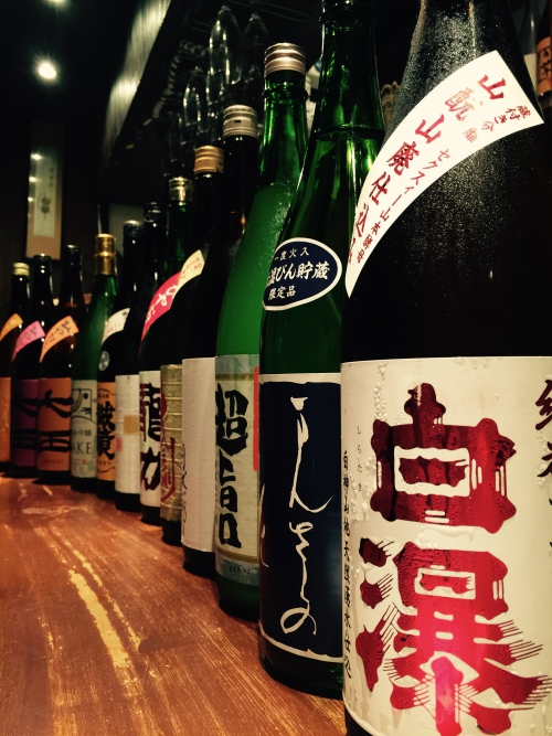 今週入荷の日本酒!(白瀑・七田・小左衛門・龍力)