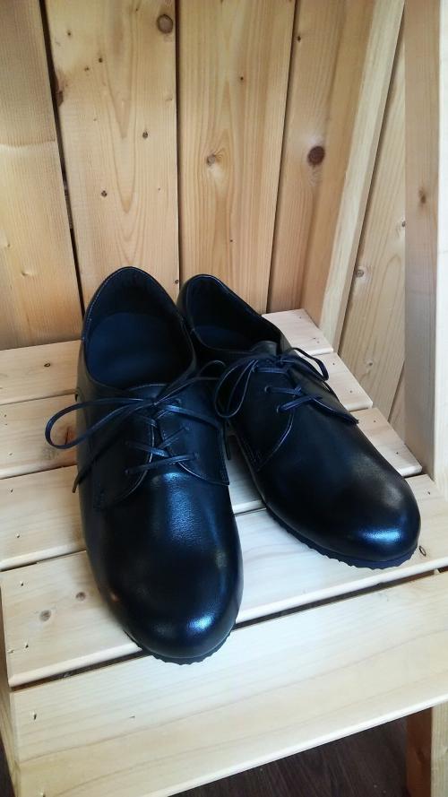 1cmの脚長差を埋める靴