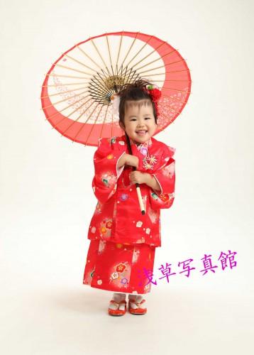 七五三・成人式前撮りキャンペーン9月末まで!
