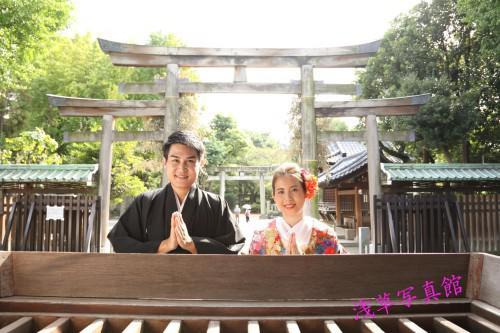 日本への旅行ついでに浅草で結婚写真はいかが!