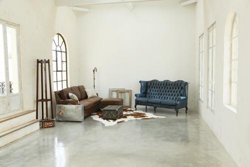 ハウススタジオ:A..アンティーク棟の家具
