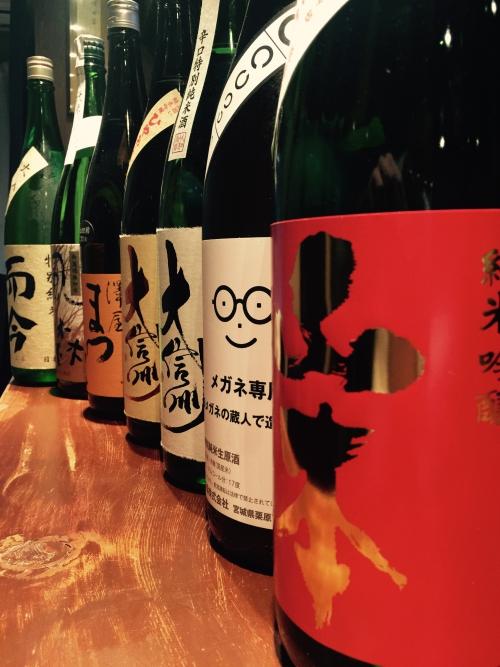 今週入荷の日本酒!(山本・大信州・風の森・而今)