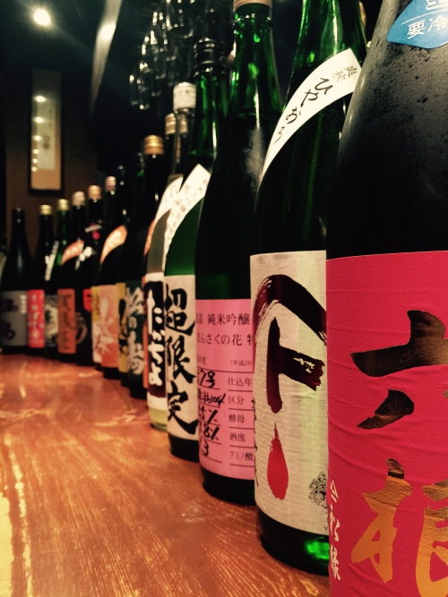今週入荷の日本酒!(陸奥八仙・たかちよ・姿・賀儀屋・鍋島)
