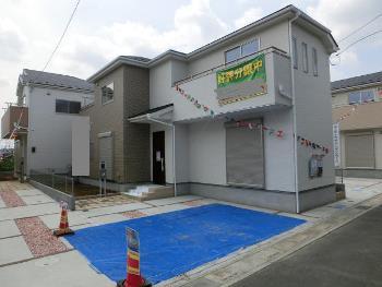 さいたま市見沼区南中野 新築一戸建て 2,080万円です!