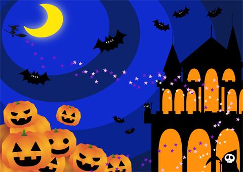 ハロウィンパーティー今週末土曜開催!
