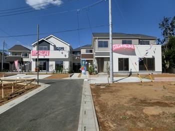 見沼区南中丸 完成済新築一戸建て 2,680万円より!