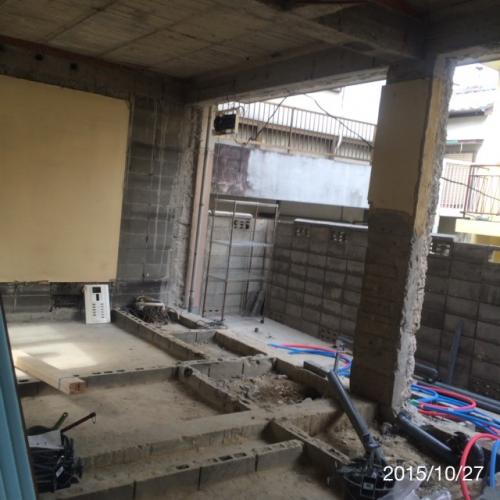 リフォーム名古屋全面解体改装改築工事