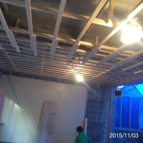 リフォーム 名古屋、全面改築工事